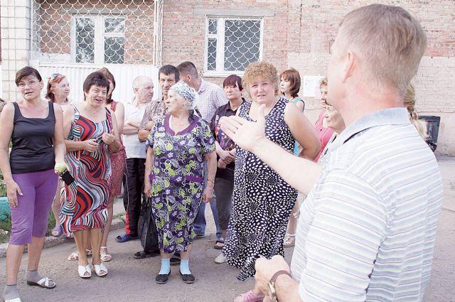 Жильцы ТСЖ «Пригородный» не понимают, откуда у них долги.