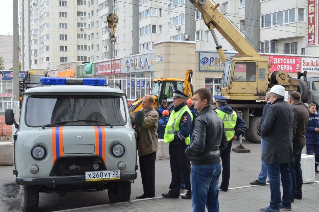 15 сентября работники «БТСК» наконец-то приступили к своей работе.