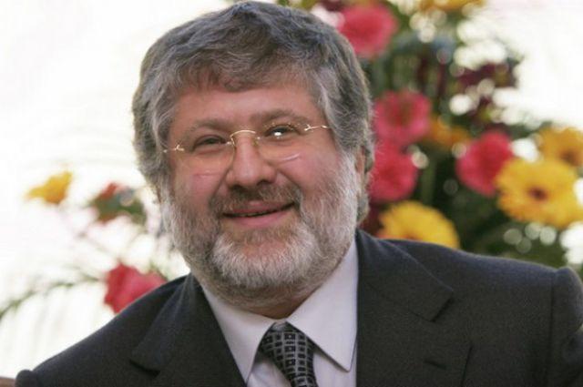 Игорь Коломойский, председатель Днепропетровской ОГА