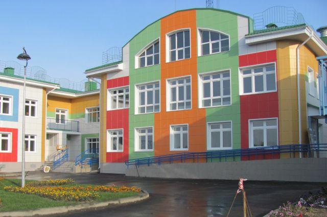 Новый детский сад на Московке-2 скоро откроет двери для малышей.