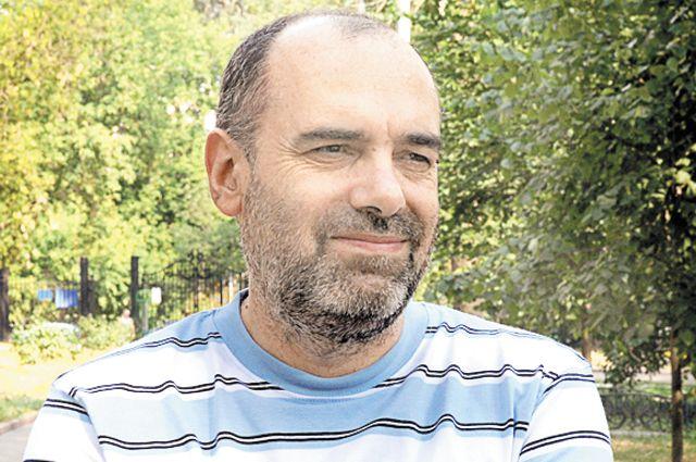 Борис Минаев.