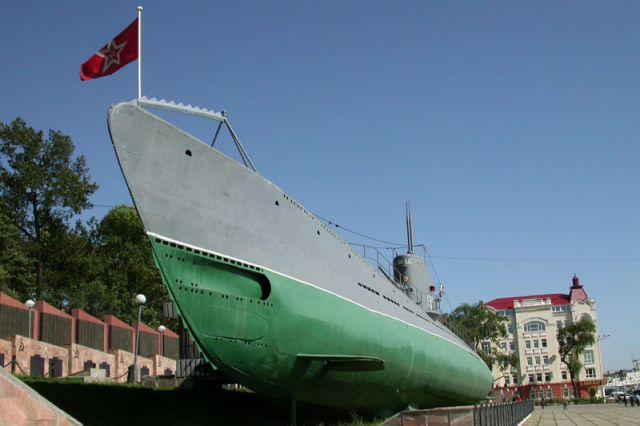 Подводная лодка «С-56».