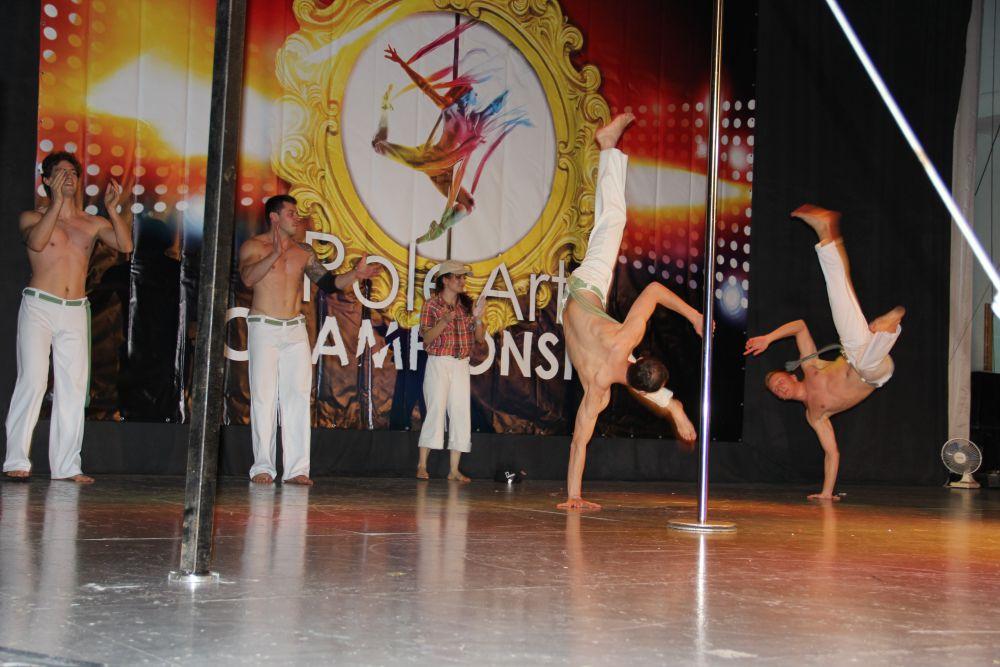 Ukrainian PoleArt Championship 2014