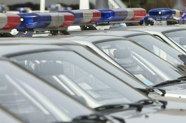 На трассе в автоаварии погибли три человека.