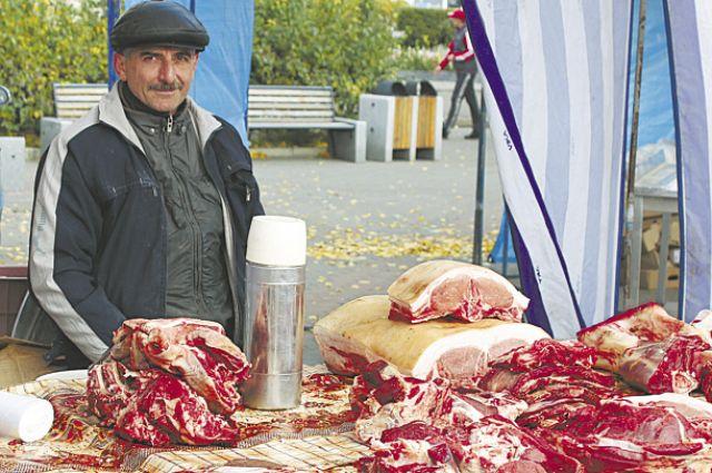 Красноярск - город с самым высоким ценником на мясо в Сибири.
