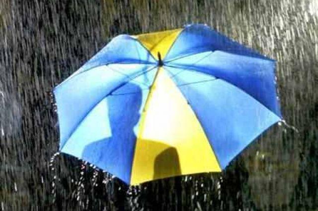 Наступившая неделя на Среднем Урале будет дождливой