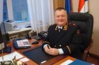 Бывший замначальника ГУ МВД НСО, Андрей Головизнин.
