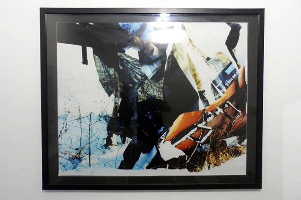 В организации выставки участвовали галерея XL и фонд «Дон».