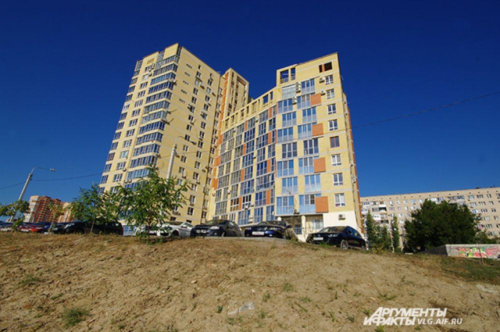 Жилой комплекс «Прибрежный» - образец качественной современной архитектуры.