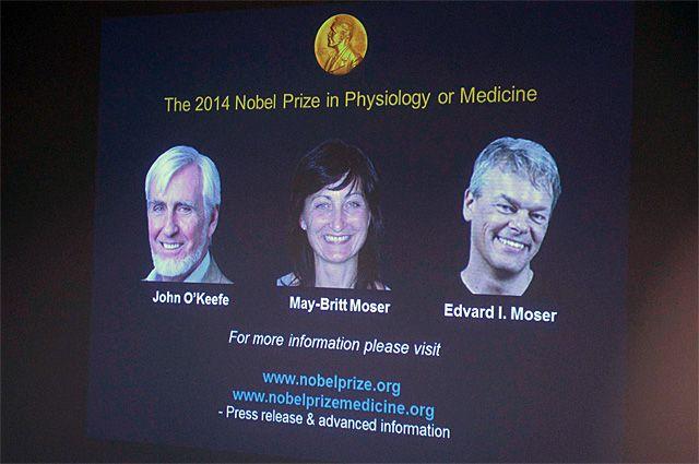 Нобелевская премия в области физиологии и медицины присуждена неврологам.