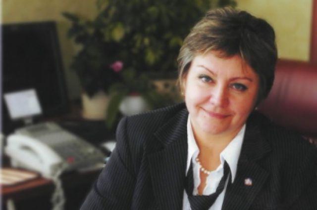 Людмила Гончарова, и.о. заместителя главы Брянской городской администрации по социальным вопросам.