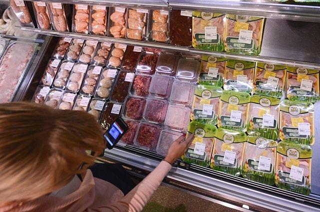 Цена на мясо птицы под контролем у краевых властей.