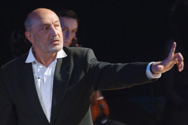 Народный артист России Михаил Козаков. 2006 год.