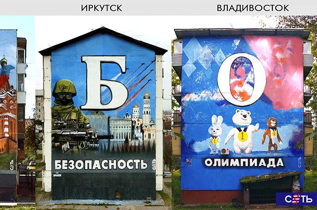 Иркутску досталась безопасность, Владивостоку - олимпиада.