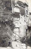 Крым. Ялта. Вид разрушенного дома.