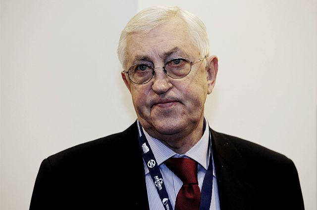 Борис Михайлов. 2012 год.