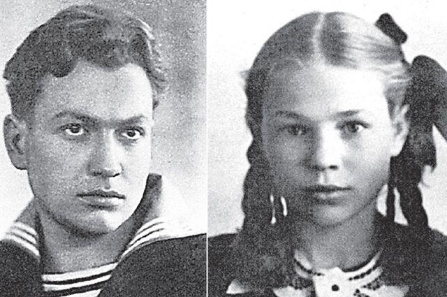 Фото из книги «Я надеюсь...» Р. М. Горбачевой