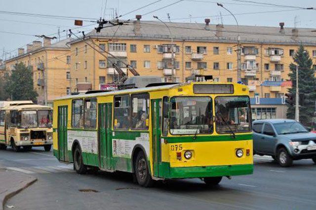 В Липецке троллейбусы заменят