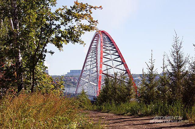 Сегодня будет открыт Бугринский мост!