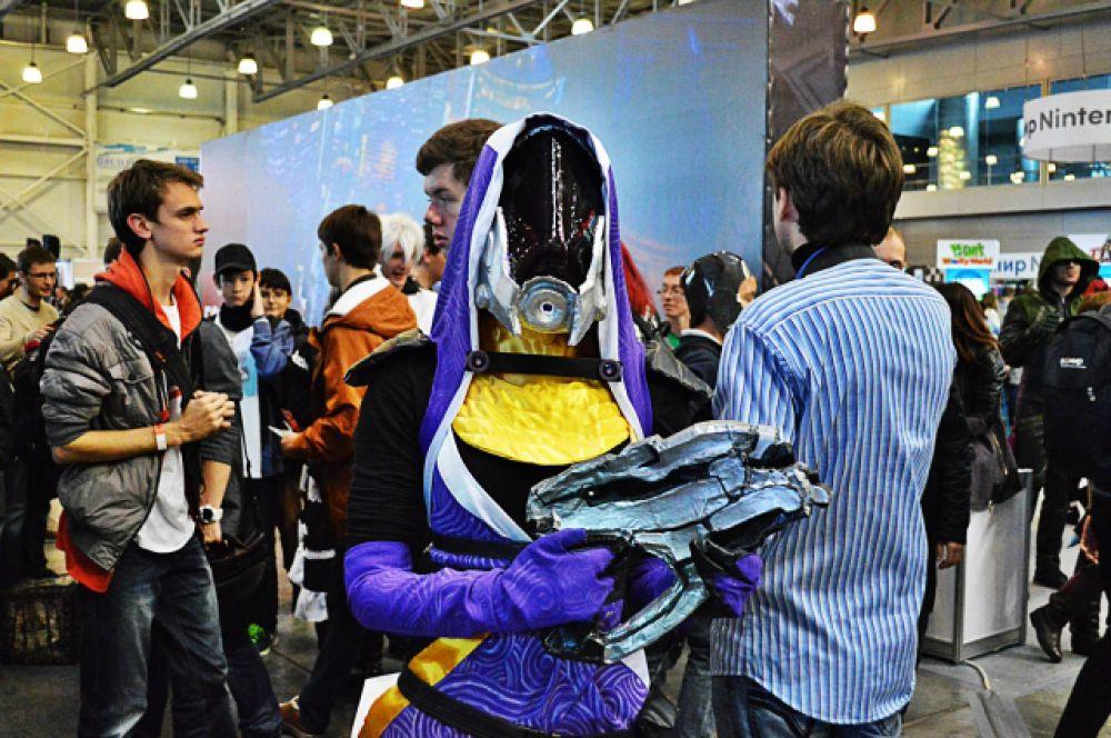 Тали'Зора нар Райя - персонаж видеоигры Mass Effect.
