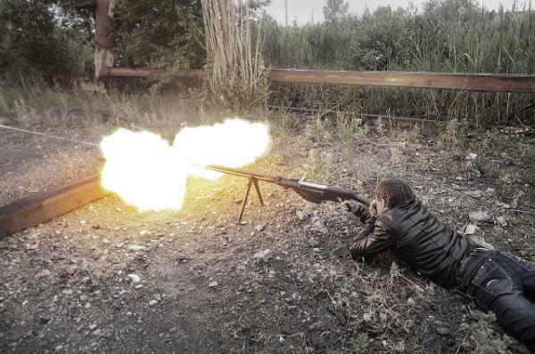 Противотанковое ружьё Симонова (ПТРС) — советское самозарядное ружьё, принятое на вооружение 29 августа 1941 года. Предназначалось для борьбы со средними и лёгкими танками и бронемашинами на расстояниях до 500 м. Как показала практика, и сегодня это оружие вполне актуально.
