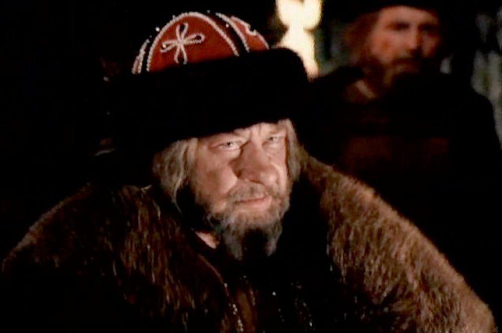 Иван Грозный («Ермак», 1996. фильм закончен и озвучен после смерти актера)