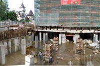 Каменноостровский театр на 6 метров ушёл под землю!
