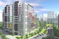Сочетание современного жилья и продуманной инфраструктуры - одна из важных характеристик Кудрово.