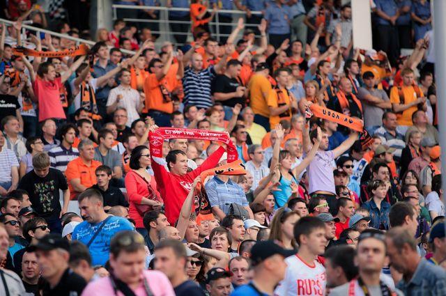 Билеты на матч «Урала» и «Спартака» будут стоить от трехсот рублей