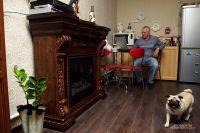 О таком уюте, который можно обрести всего в нескольких километрах от Новосибирска - до недавнего времени можно было только мечтать.