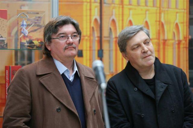Андрей Константинов и Александр Невзоров