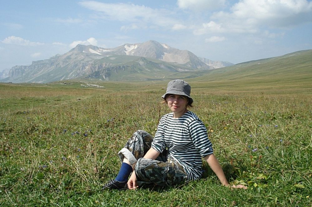 Кавказ, плато Лаго-Наки.