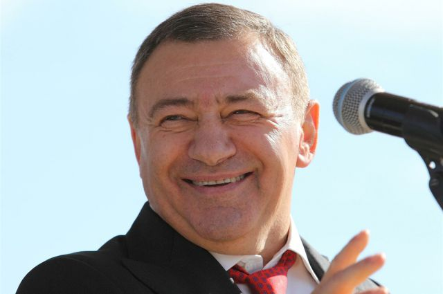 Аркадий Ротенберг.