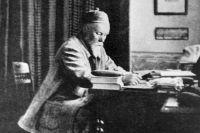 Николай Рерих. 1945 год.