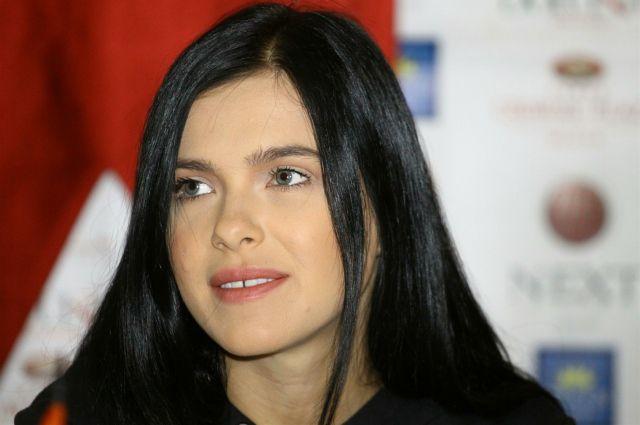 Лена Темникова.