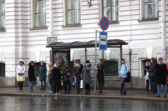 В Перми автобусы маршрута №24