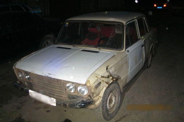 Автомобиль принадлежит задержанному, прав на его управление владелец никогда не имел.