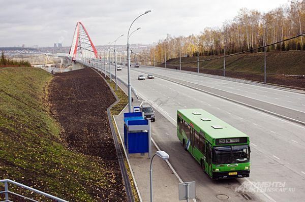 Автобус кругового маршрута «СТЦ «Мега» - «СТЦ «Мега» с сегодняшнего дня ходит соврешенно иначе.
