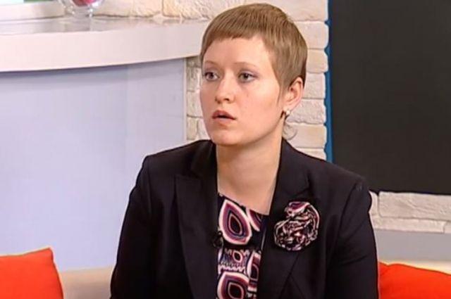 Анна Динельт.