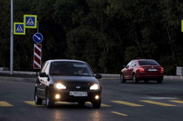 В день открытия Бугринского моста на дорогах было свободно.
