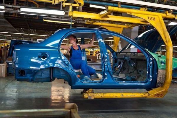 Экскурсия на завод ЗАЗ