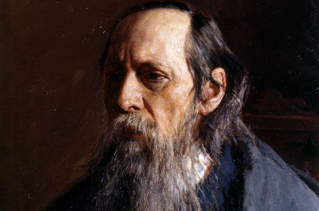 Писатель Михаил Салтыков-Щедрин