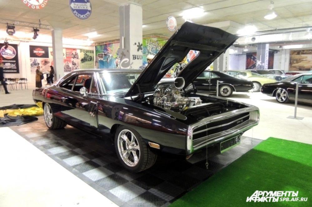 Мастера модифицировали подвеску и двигатель автомобиля.