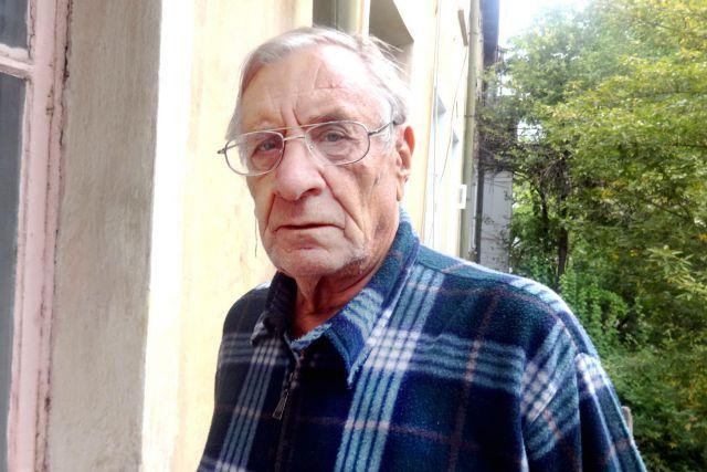 Астрофизик Борис Владимирский.