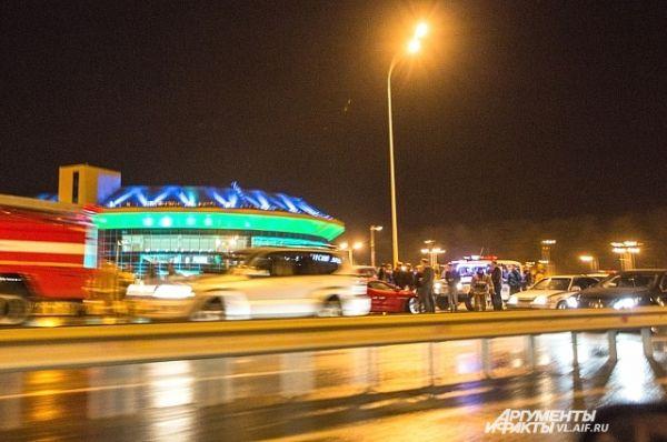 ДТП произошло недалеко от «Фетисов Арены».