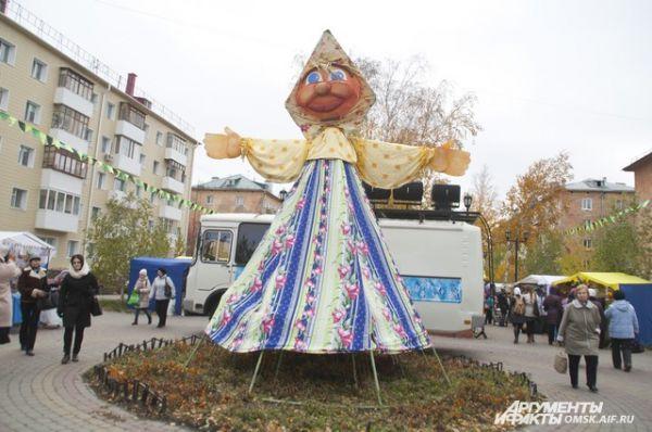 Покровская ярмарка-2014.