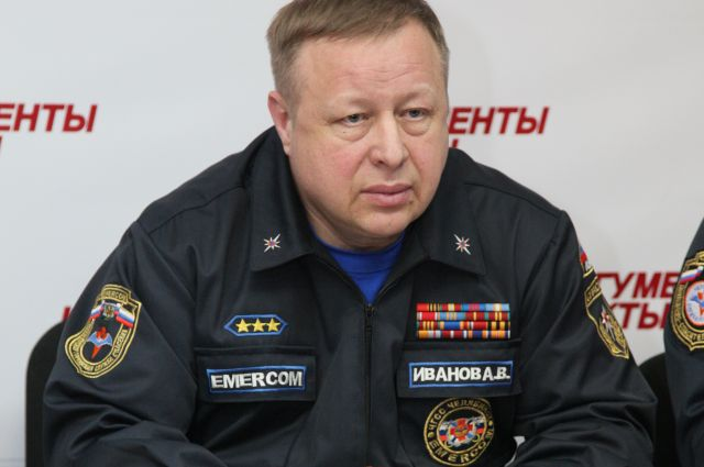Директора ЧГСС Александра Иванова уволили после жалобы подчиненных