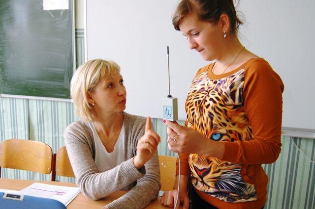 Алла Головенькина работает преподавателем 14 лет