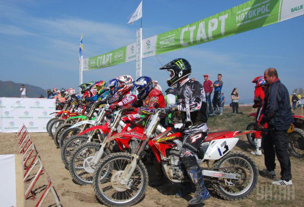 Чемпионат Украины по мотокроссу