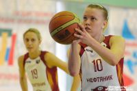 Омские баскетболистки показали себя в матче с фаворитами турнира.